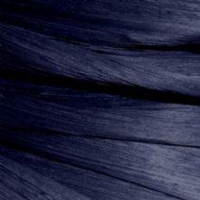 Navy Blue Silk Abaca